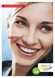 Cover Gesund im Mund bei Diabetes