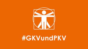 Icon PKV und GKV