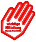 Rote Hand Brief Chinolon-und Fluorchinolon-Antibiotika 2019