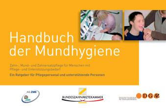 Cover Handbuch der Mundhygiene
