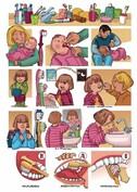 Deckblatt Textfreier Comic